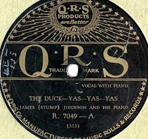 The Duck's Yas-Yas-Yas - Image: The Duck Yas Yas Yas single cover