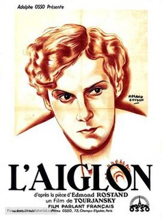 <i>The Eaglet</i> (1931 film) 1931 film by Victor Tourjansky