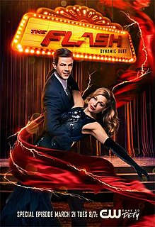 Duet (<i>The Flash</i>) 17th episode of the third season of The Flash