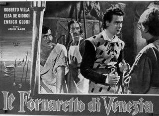 <i>The Fornaretto of Venice</i> 1939 film by Duilio Coletti