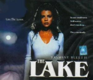 The Lake (1998 film) - Yasmine Bleeth shown on the DVD cover of The Lake