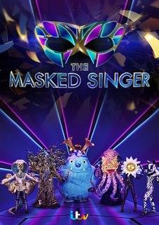 <i>The Masked Singer</i> (British series 1) Season of television series