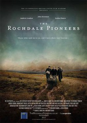 The Rochdale Pioneers - Official film poster