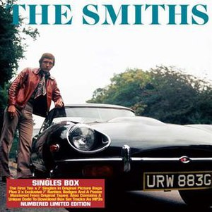 The Smiths Singles Box - Image: The Smiths Singles Box cover