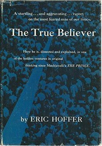 The True Believer - Cover of the first edition