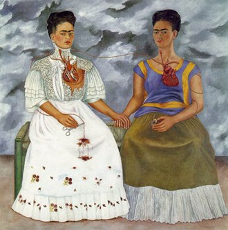 The Two Fridas - Image: The Two Fridas