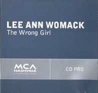 The Wrong Girl - Image: The Wrong Girl