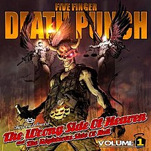 Five Finger Death Punch - The Wrong Side Of Heaven And The Righteous Side Of Hell Vol. 1 Review