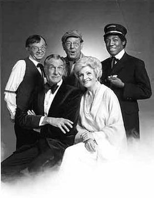 Time Express - Cast photo.