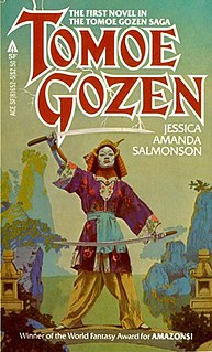 <i>Tomoe Gozen</i> (novel)