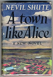 an analysis of the novel a town like alice by nevil shute A heart-rending story of strength in adversity, a town like alice by nevil shute is  a celebration of the overwhelming power of love this macmillan collector's.