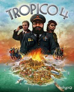 Free Download Tropico 4 + All DLC Full Version - RonanElektron