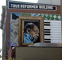 True reformer building wikipedia for Duke ellington mural