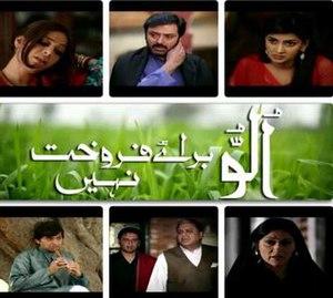 Ullu Baraye Farokht Nahi - Logo