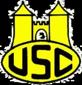 US Carcassonne - Image: US Carcassonne