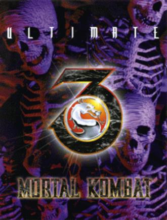 Ultimate Mortal Kombat 3 - Promotional flyer for the arcade version
