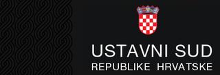 Constitutional Court of Croatia Highest court of Croatia in matters of constitutional law