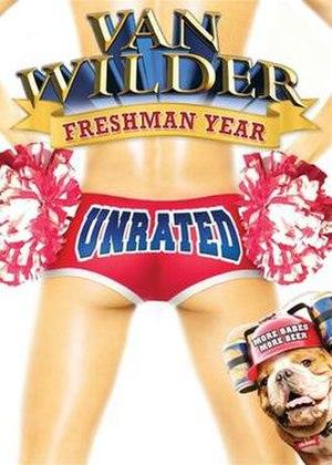 Van Wilder: Freshman Year - DVD cover