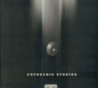 Cryogenic Studios - Image: Various Artists Cryogenic Studios Front Cover