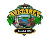 Official logo of Visalia, California
