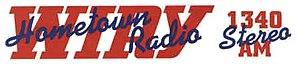 WIRY (AM) - Image: WIRY logo