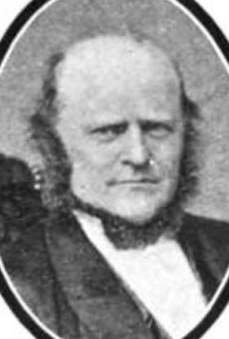 Walter H. Lowrie - Image: Walter H. Lowrie, 1807 1876