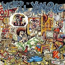 Weird Al Yankovic - Weird Al Yankovic.jpg