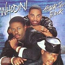5436a86f7 Back in Black (Whodini album) - Wikipedia