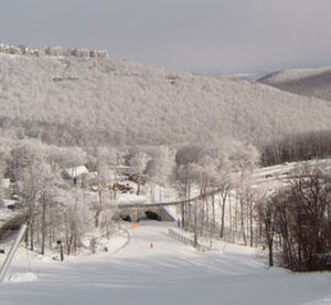 Wintergreen Resort - Image: Wintergreen Resort Eagles