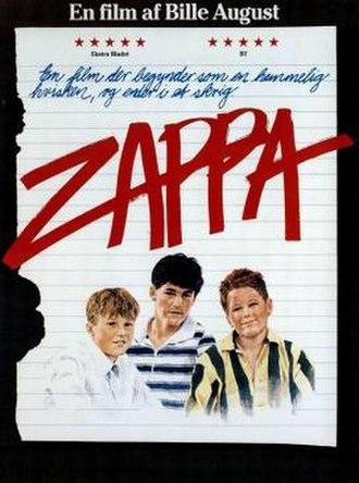 Zappa (film) - Image: Zappa Film Poster