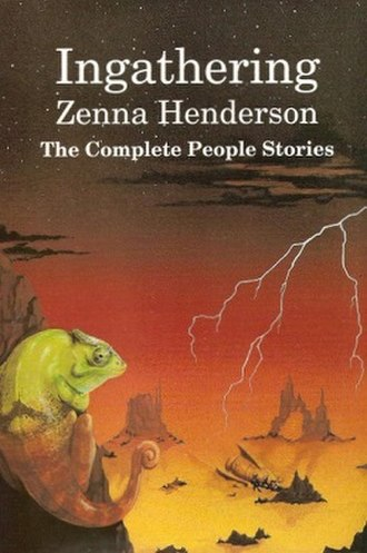 Ingathering: The Complete People Stories - Image: Zenna Henderson Ingathering