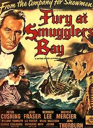 "Fury at Smugglers' Bay - Image: ""Fury at Smuggler's Bay"" (1961)"