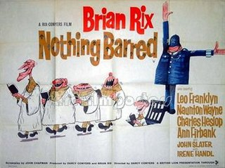 <i>Nothing Barred</i> 1961 film by Darcy Conyers