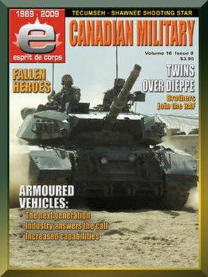 Esprit de Corps (magazine) - Volume 16, issue 8