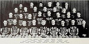 1935 Illinois Fighting Illini football team - Image: 1935 Illinois Fighting Illini football team