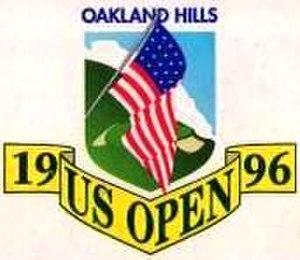 1996 U.S. Open (golf) - Image: 1996Open Logo
