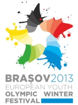 2013 European Youth Olympic Winter Festival - Image: 2013 European Youth Winter Olympic Festival logo