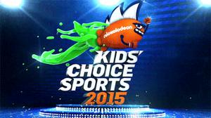2015 Kids' Choice Sports Awards - Image: 2015 kids choice sports logo