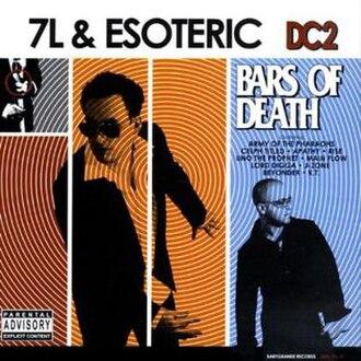 DC2: Bars of Death - Image: 7L & Esoteric DC2 Bars of Death