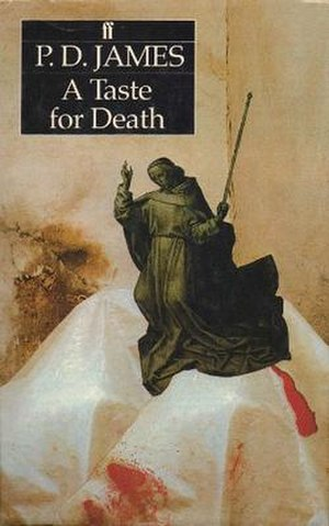 A Taste for Death (James novel) - First edition