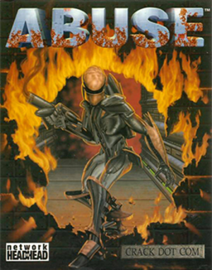 Abuse (video game) - Image: Abuse Coverart