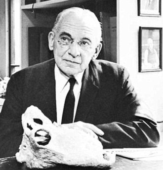 Alfred Romer - Alfred Romer in 1965