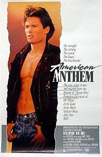 <i>American Anthem</i> 1986 film by Albert Magnoli
