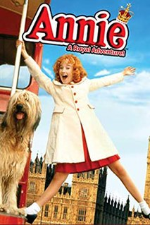 <i>Annie: A Royal Adventure!</i> 1995 television film directed by Ian Toynton