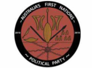 Australia's First Nations Political Party - Image: Australia's First Nations Political Party logo