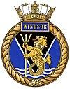 Abzeichen von HMCS Windsor (offiziell) .jpg