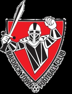 Baldock Town F.C. - Image: Baldock Town F.C. logo