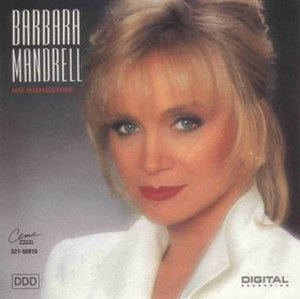 No Nonsense (album) - Image: Barbara Mandrell No Nonsense
