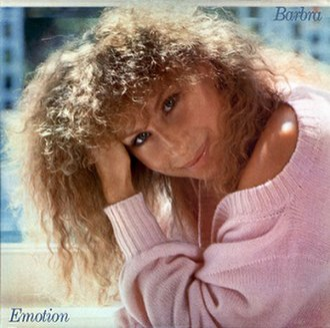 Emotion (Barbra Streisand album) - Image: Barbra Streisand Emotion