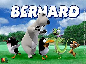Bernard (TV series) - Poster of Bernard